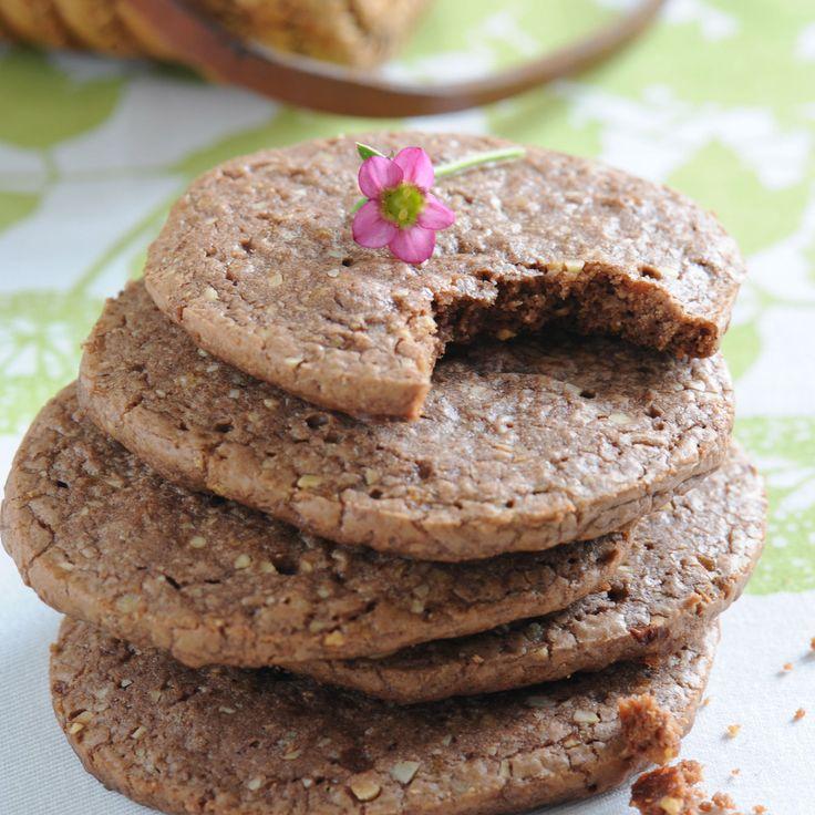 Découvrez la recette des cookies au pralin
