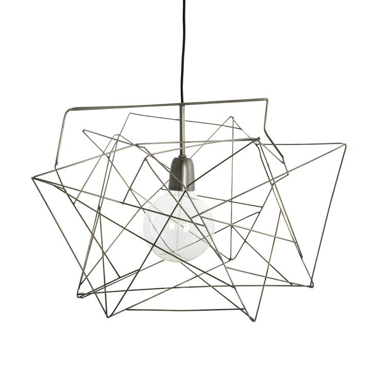 Asymmetric Lampskärm, Metall - House Doctor - House Doctor - RoyalDesign.se