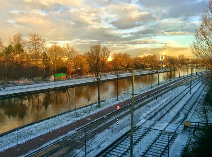 Vlietbrug, Rijswijk, Nethrtlands