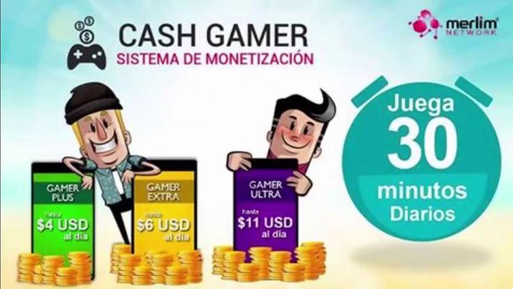 🔴Ganar dinero jugando juegos Merlin Network $ 120 hasta $ 330 por mes