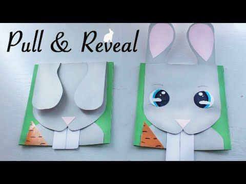 Pop-Up Tutorial 25 - Pull-tabs - Part 1 - The Basic Pull-strip - YouTube