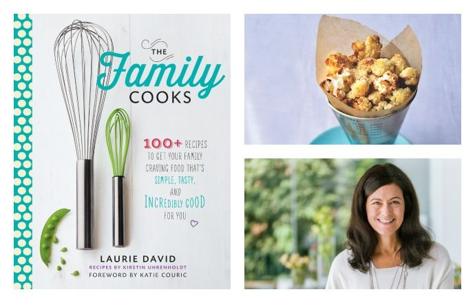 The Family Cooks: Can Laurie david make kids crave Kale? -Cool Mom Picks