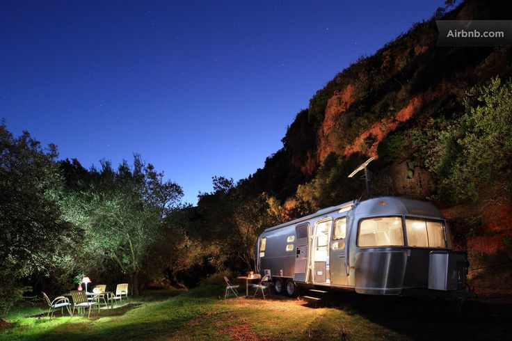 Airstream 'Glamping' in Andalucia!  in Alozaina