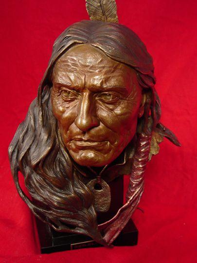 Red Cloud by Greg Polutanovich