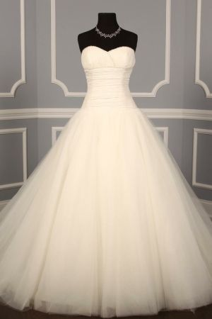 Justina McCaffrey 1103 Corine Couture Bridal Gown by jodi