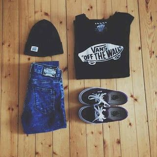 VANS AND HIPSTER