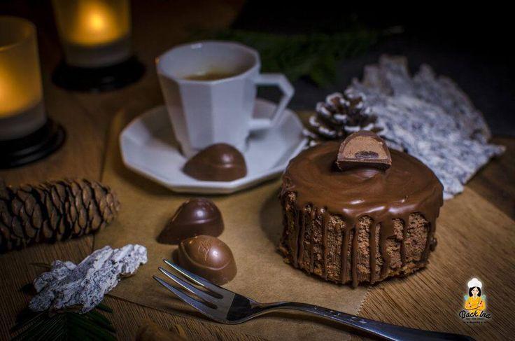 Mousse au Chocolat Törtchen: Perfekt zum Kaffeeklatsch oder als schokoladiges Dessert | Backina.de