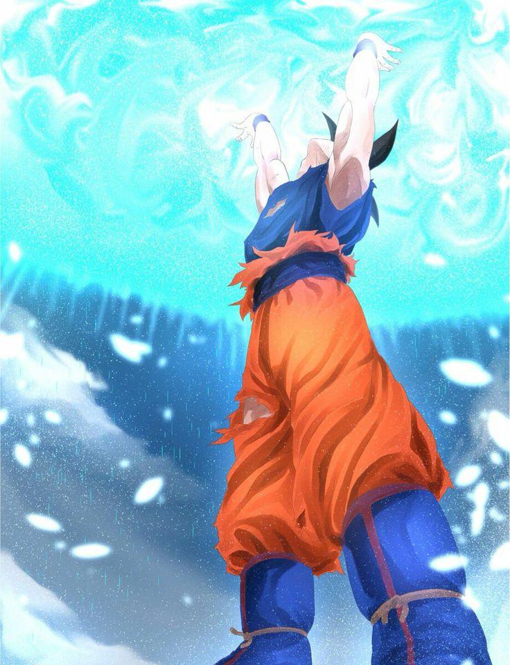 Goku Genkidama