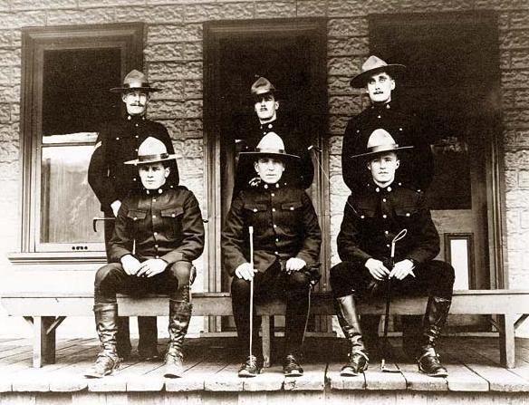 Vintage RCMP