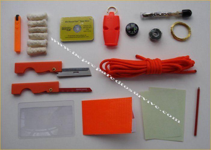 Flat Parachute Cord Needles Emergency gear DIY Stitching Sewing Useful