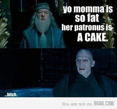 Classic #harry_potter #meme #comixed