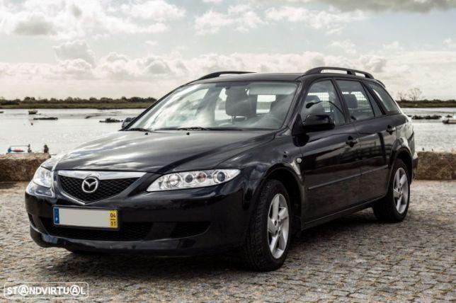 Mazda 6 SW 2.0 d Exclusive preços usados