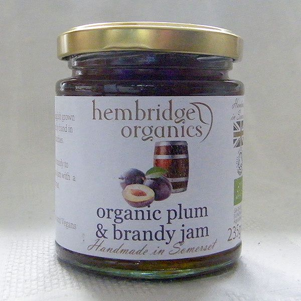 Our plum & Brandy jam is up for an award