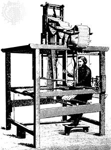 Joseph-Marie Jacquard:  July 7, 1752 Lyon, France Aug. 7, 1834 Oullins French inventor of the Jacquard loom, which served as the impetus for the technological revolution of the textile industry and is the basis of the modern automatic loom.