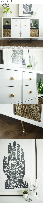 Kallax IKEA HACK | The sweet little