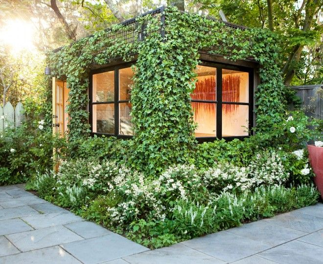 Chic Backyard Sheds  method San Francisco Modern Garage And Shed Image Ideas with  backyard Backyard Shed english