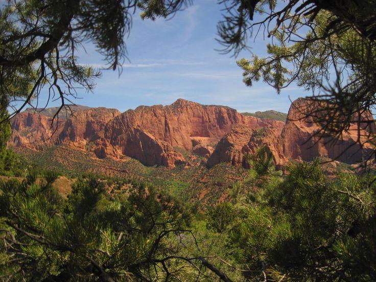 Kolob Canyons MIddle Fork