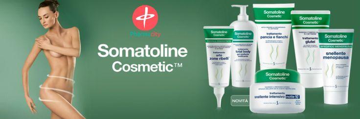Τα προϊόντα Somatoline Cosmetic είναι ειδικά σχεδιασμένα για να προσφέρουν τοπικό αδυνάτισμα λιποδιάλυση γρήγορα και αποτελεσματικά. Κάθε προϊόν είναι αποτέλεσμα εντατικής επιστημονικής έρευνας και αυστηρών κλινικών δοκιμών έτσι ώστε να εξασφαλίζεται όχι μόνο η αποτελεσματικότητα του, αλλά και η ασφάλεια του.  Θα τα βρείτε έως και 40% φθηνότερα εδώ: http://www.pharmacity.gr/Search/?Language=el&Type=Products&queryString=Somatoline