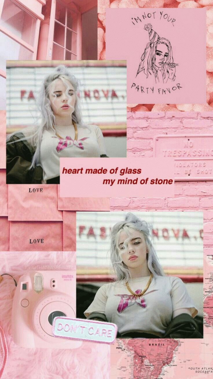 Lost in Icons Wallpapers Billie Eilish in 2020