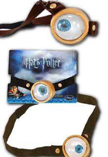 Parche ojoloco Moody, Harry Potter y el cáliz de fuego