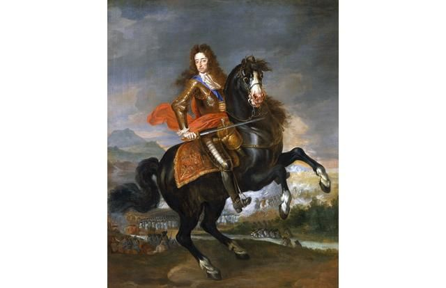 William of Orange's uncle, King Charles II, watched him consummate his marriage.While shouting encouraging phrases from the sidelines.