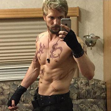 Jon Cor as Hodge Starkweather #Shadowhunters