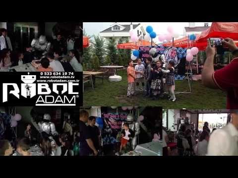 Ankara Palyaço sihirbaz robot adam,tahtabacak doğum günü organizasyonu