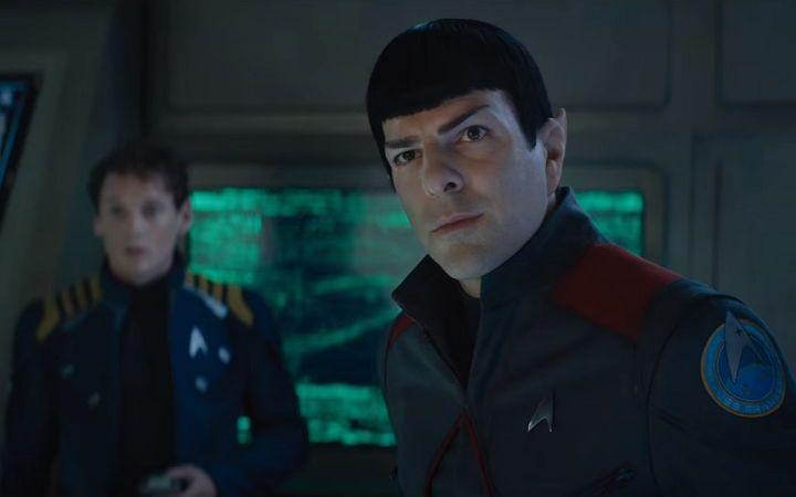 Paramount lanza el primer trailer oficial de Star Trek Beyond, con mucha acción y un poco de humor