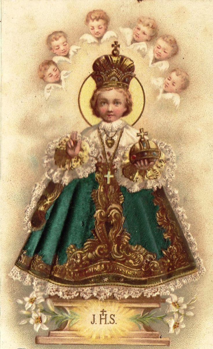 best 25 infant of prague novena ideas on pinterest infant jesus