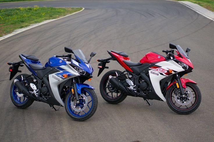 Lançamento da nova Yamaha R3 – Mil Motos Cel. Fabriciano