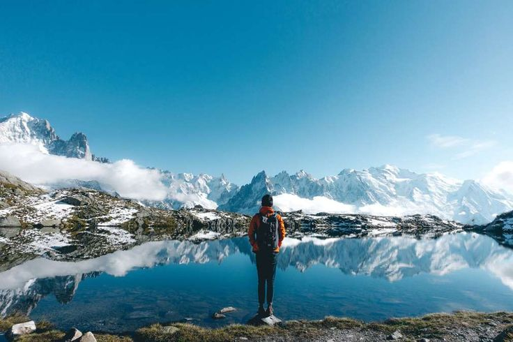 Hike to Lac Blanc, Chamonix, France Bucket List Achievement Unlocked by Pete R.