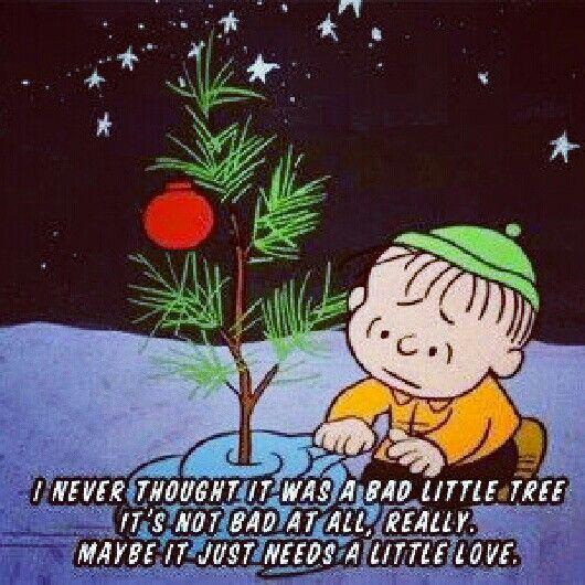 Charlie Brown Christmas Tree Quote.Christmas Quotes Charlie Brown Ideas Christmas Decorating