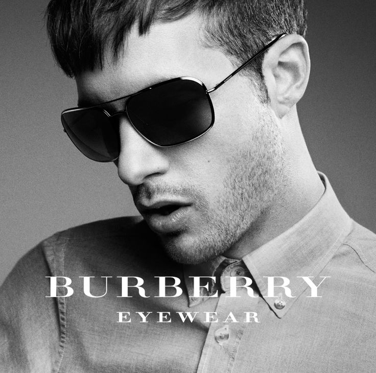 Burberry presents the new Burberry eyewear campaign featuring Samuel Fry of British Band Life In Film