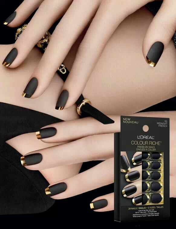 L'oréal press-on nails