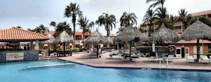 Aruba Beach Club Resort, Deluxe Two Bedroom Suites