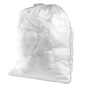 Mesh Laundry Bag White