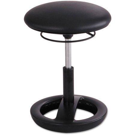 Safco Twixt Desk Height Ergonomic Stool 22 1/2 inch High Black Vinyl  sc 1 st  Pinterest & The 25+ best Ergonomic stool ideas on Pinterest | Tall desk Buy ... islam-shia.org