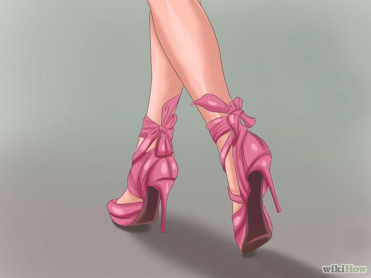 Image titled Walk Like a Catwalk Model Step 5