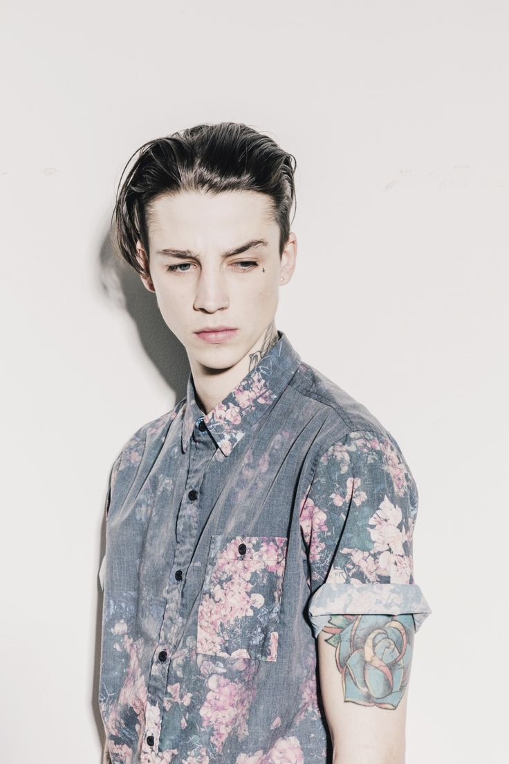 Ezekiel Spring 15  Ph - Julian Berman Model - Ash Stymest