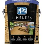 PPG Launches PPG TIMELESS Stain at National Home Improvement Center
