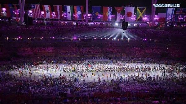 Disfrute una vez más la ceremonia de clausura de los Juegos Olímpicos de Río 2016. Visite nuestra página y sea parte de nuestra conversación: http://www.namnewsnetwork.org/v3/spanish/index.php  #nnn #bernama #malasia #malaysia #olympics #olimpiadas #brasil #brazil #noticias #news #fotos #pics #deportes #sports #rio2016