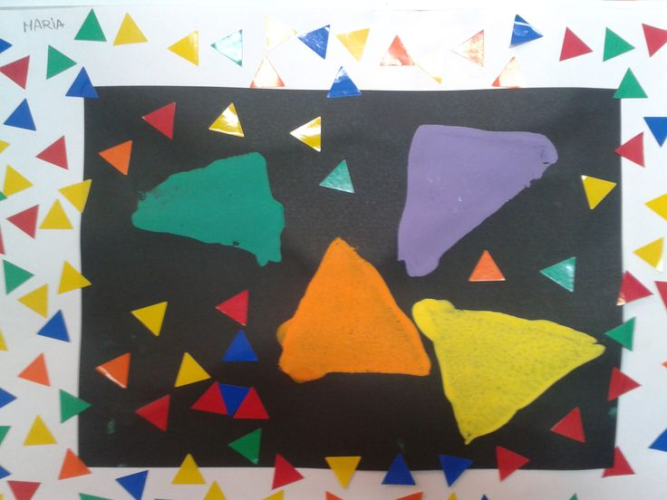 Formes: Triangle