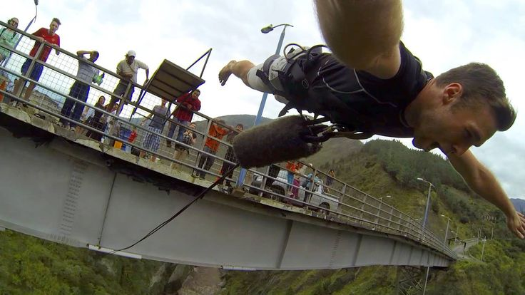 Ecuador, Galapagos, Peru & Bolivia. Adventuredk. Travling. Travel. Nature. Culture. Bungy jump