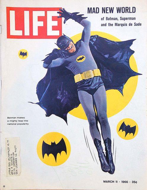 Batman n' de Sade