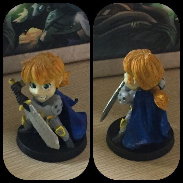Arcadia Quest- Johan