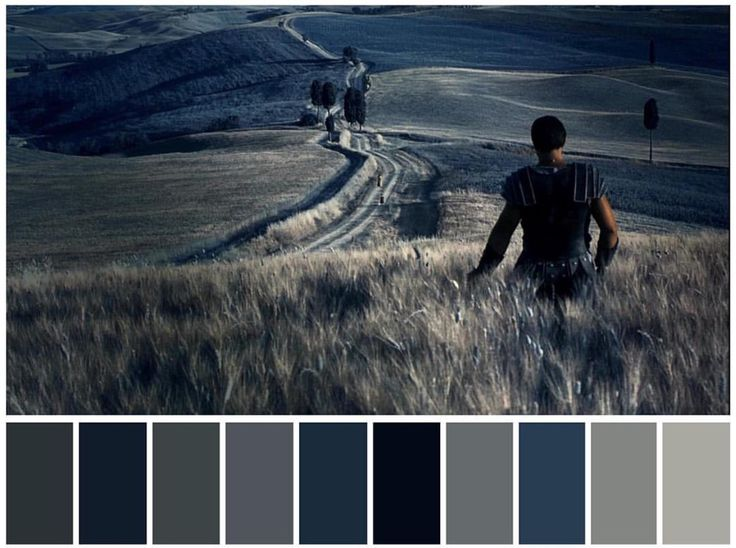 Gladiator (2000) Director: Ridley Scott Cinematography: John Mathieson Production Design: Arthur Max