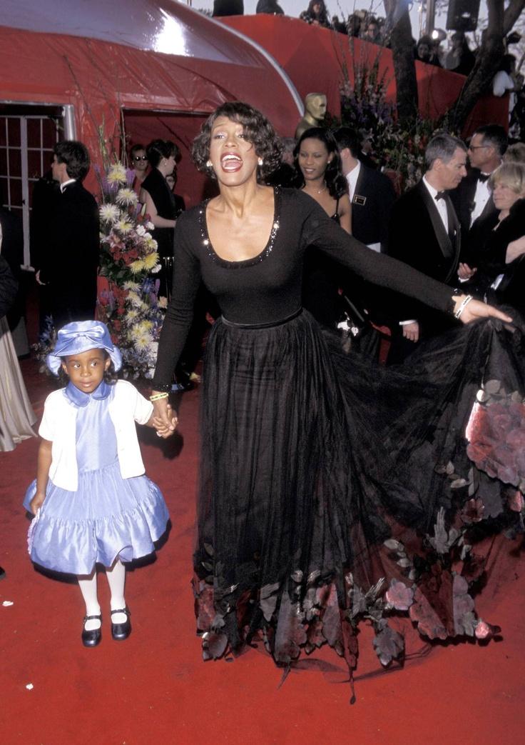 What Children Wore to the Oscars - Bobbi Kristina Brown