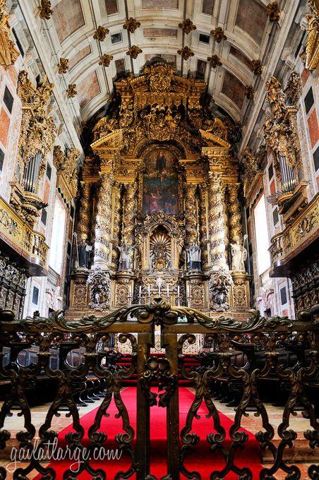 Porto Cathedral / Sé do Porto #Portugal