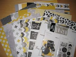 Scrap Shotz FEB 15 Kit - 6 Month subscription