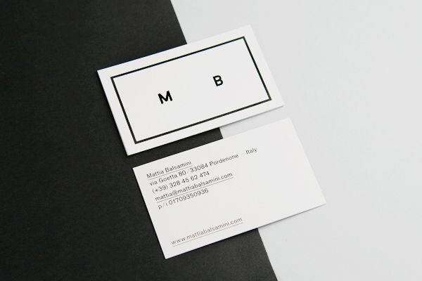 MB — Visit card